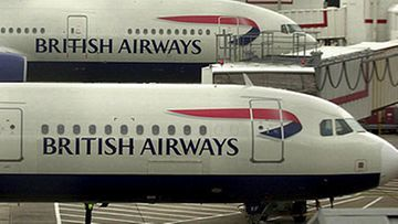 British Airways, kuva: EPA/LINDSEY PARNABY