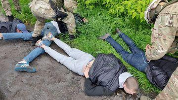 LK Ukraina ammuskelu