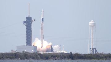SpaceX laukaisu 30.5.2020 3