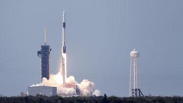 SpaceX laukaisu 30.5.2020 2