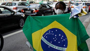 brasilia korona covid-19 epa