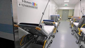 AOP, sairaala, sairaalasänky, terveyskeskus