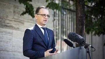 aop Heiko Maas saksa ulkoministeri