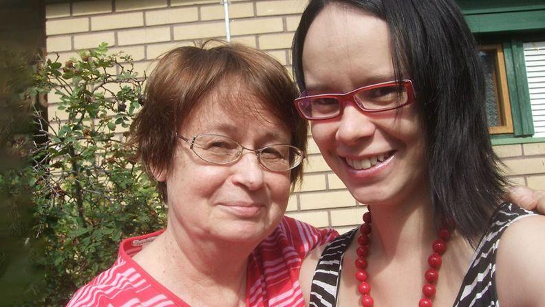 OMA: Terhi Rannela ja hänen äitinsä