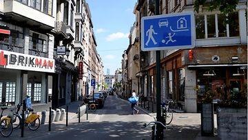 Belgia LK rajoitukset