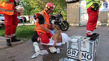 OMA pelastuslaitos, koira, tulipalo, lemmikit