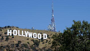 AOP Hollywood-kyltti