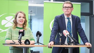 Matti Vanhanen ja Katri Kulmuni Helsinki 8.6.2020