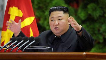 AOP Kim Jong-un Pohjois-Korea