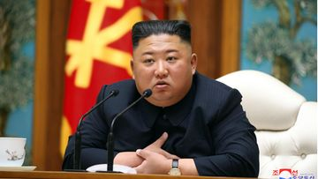 AOP Kim Jong-un Pohjois-Korea 2