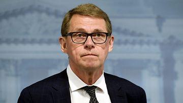 LK 9.6.2020, Matti Vanhanen, valtiovarainministeri