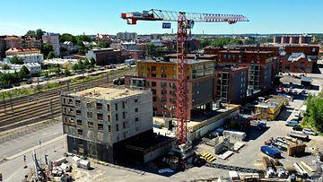 LK 110620 uudet asunnot rakentaminen asuminen
