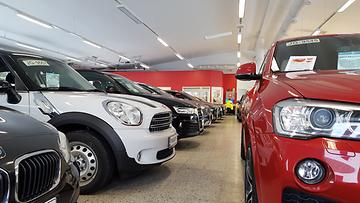 autokauppa autoliike