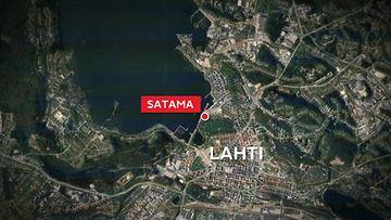 Lahti-satama-kartta
