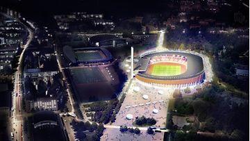 Olympiastadion Stadion-säätiö
