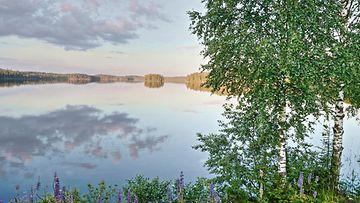 Juhannus, järvi, kesä, sää, keli