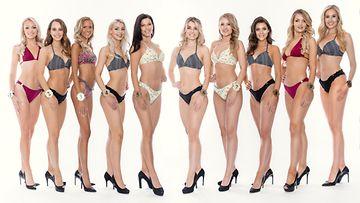 Miss Suomi 2020 Ryhmä-1