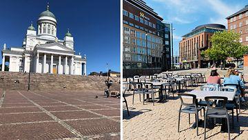 Kesäterassit Helsinki
