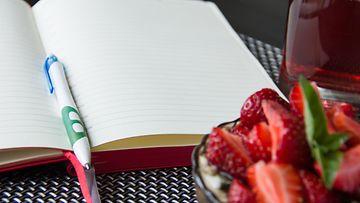 ruokapäiväkirja
