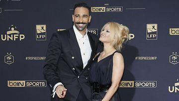 Adil Rami & Pamela Anderson