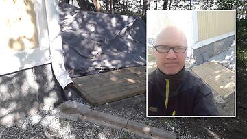 – Kyllä siinä olivat tunteet todella pinnassa, kun ymmärsi, kuinka hauras ihmiselämä on, Juha Reinikainen sanoi koettelemuksensa jälkeen.