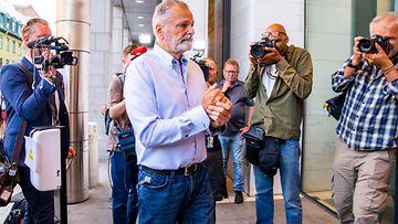 EPA Eirik Jensen oikeudessa Norjassa 19.6.2020
