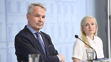 Maria Ohisalo Pekka Haavisto