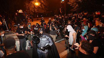 Washington protestit