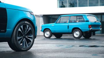 range rover fifty 50