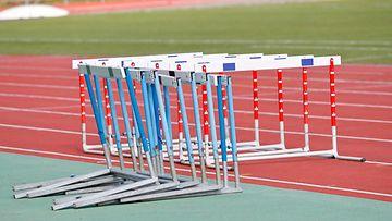 AOP yleisurheilu urheilukenttä
