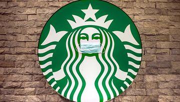 Starbucks maski