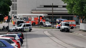 Helsingin kaupunginteatterilla räjähdysonnettomuus 3