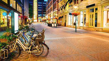 polkupyörä helsinki kluuvi shutterstock