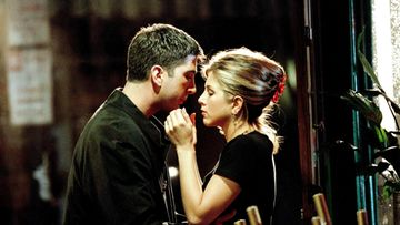 David Schwimmer Jennifer Aniston Frendit