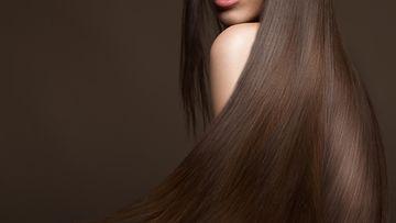 pitkä tukka