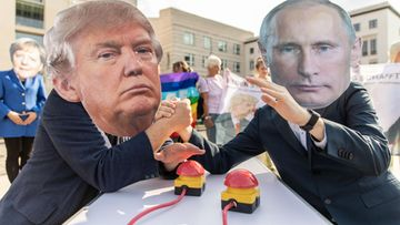 AOP Trump Putin protesti