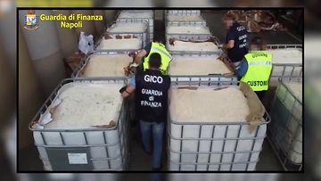 CNN italia huumeratsia