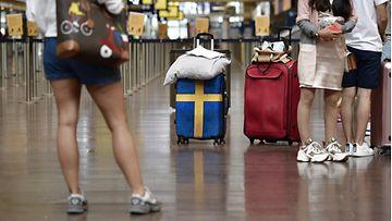 AOP, Ruotsi, Arlanda