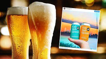 kalsarikännit olut