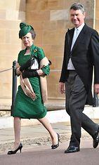 Prinsessa Anne ja Tim Laurence