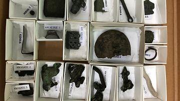 Kansallismuseo, arkeologiset kokoelmat, kansalaisten esinelöydöt