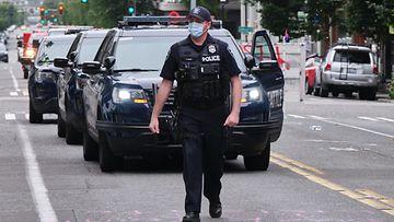 Seattle police poliisi AOP