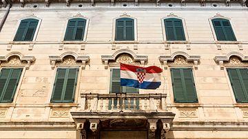 AOP Kroatia lippu