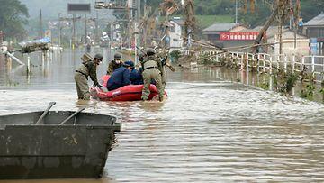 AOP Japani tulva
