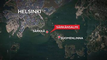 Kartta-helsinki-suomenlinna-särkkä