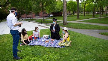 AOP Harvard opiskelijat