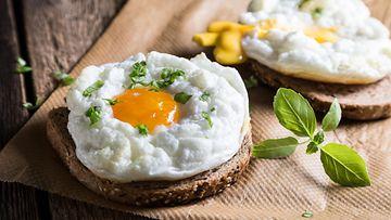 pilvimuna kananmuna