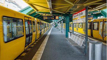saksa, metro, julkinen liikenne, berliini, AOP