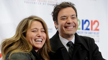 Nancy Juvonen Jimmy Fallon