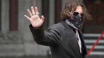Johnny Depp 8.7.2020